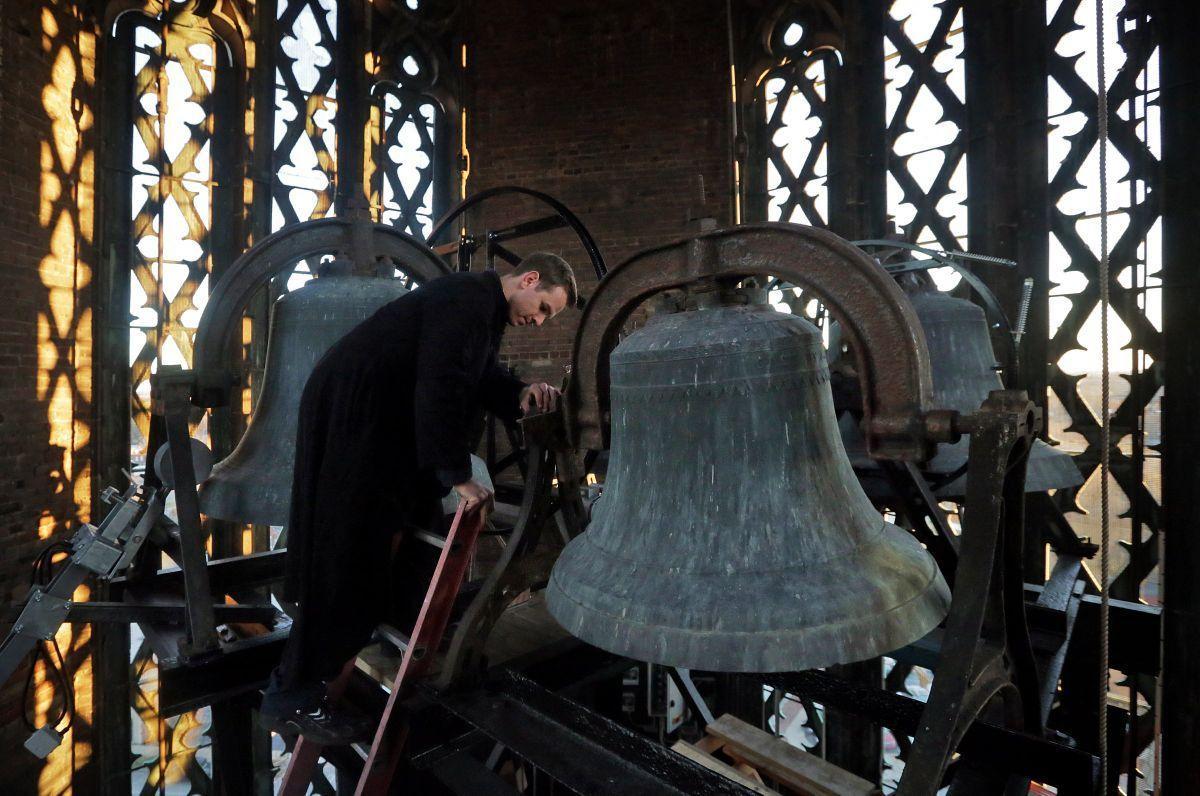 Bells at St. Francis de Sales Oratory