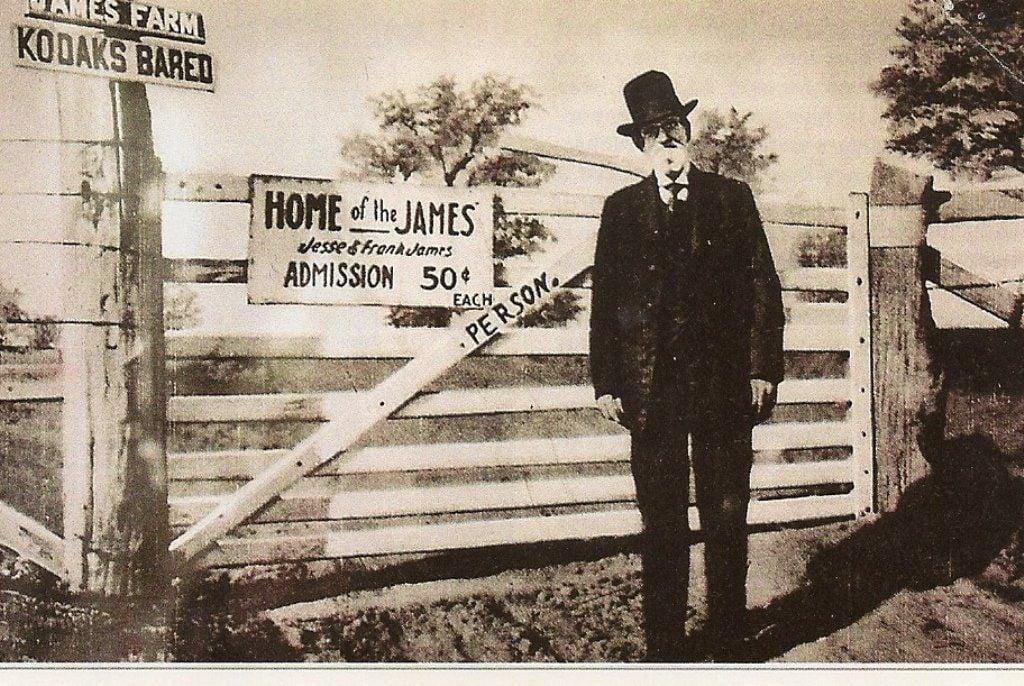 Following the Jesse James trail through Missouri   Travel