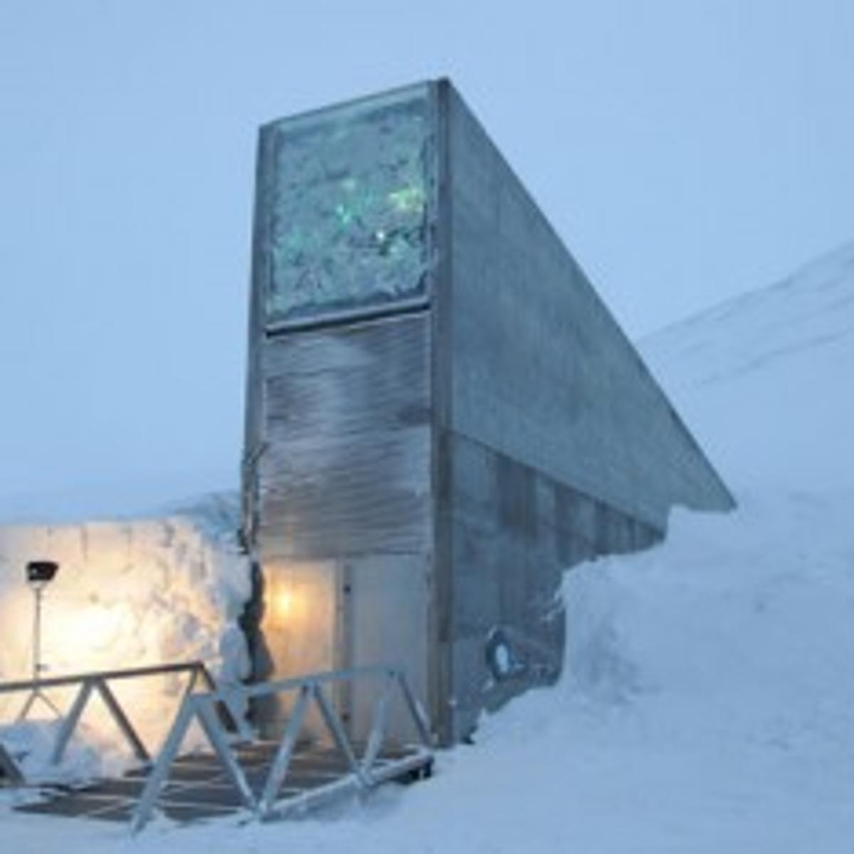 Durbin Delivers Hot Peppers To Arctic Doomsday Vault Illinois