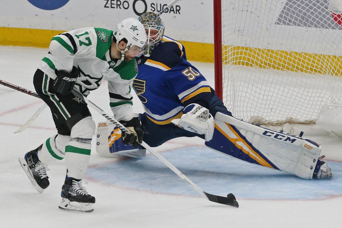 Blues and Stars go for broke in final playoff game 7