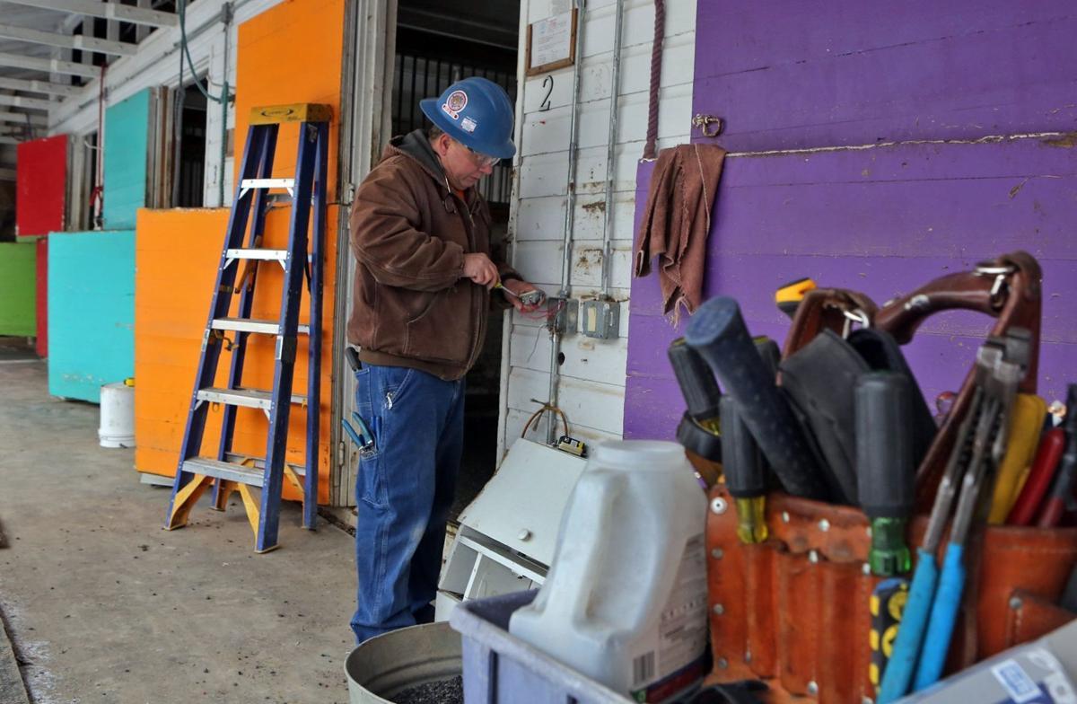 Volunteers help Equine Therapy Program Recover
