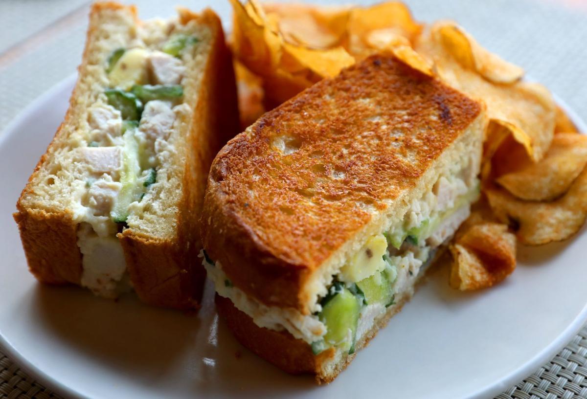 Recipe request: Cafe Osage's turkey salad sandwich