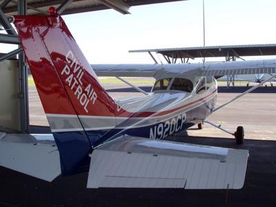 Missouri Wing CAP Aircraft