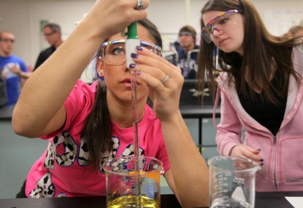 Rockwood Summit High School Biodiesel