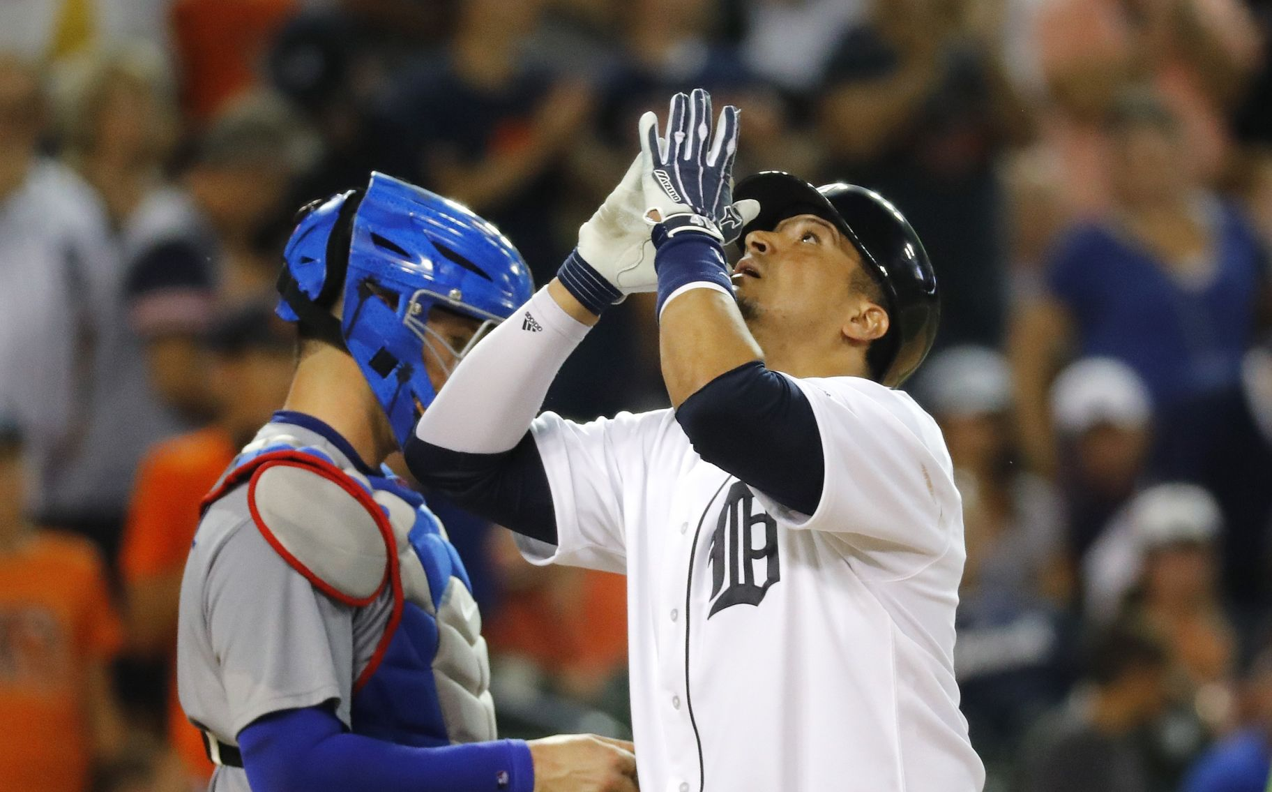 Tigers DH Victor Martinez sidelined again with irregular heartbeat