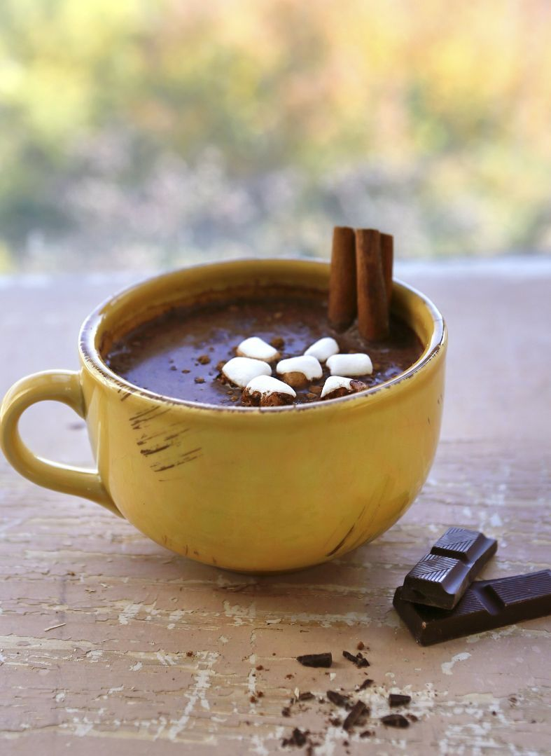 Let's Eat: Hot cocoa