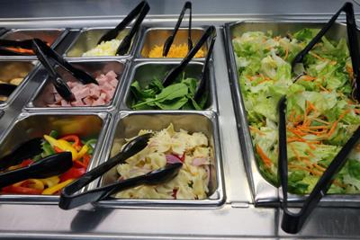 National guidelines call for healthier school lunches