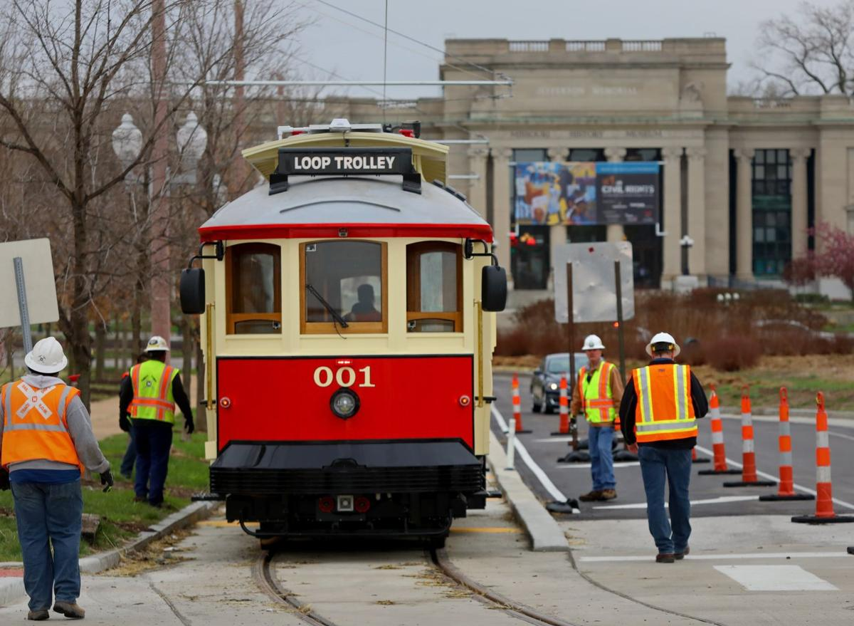 Trolley Car: Loop Trolley Stays On Track As Clayco Steps Up With