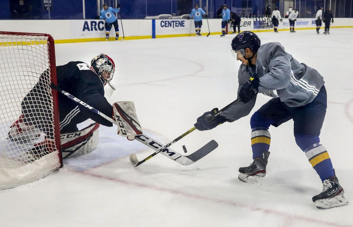 Blues practice day five