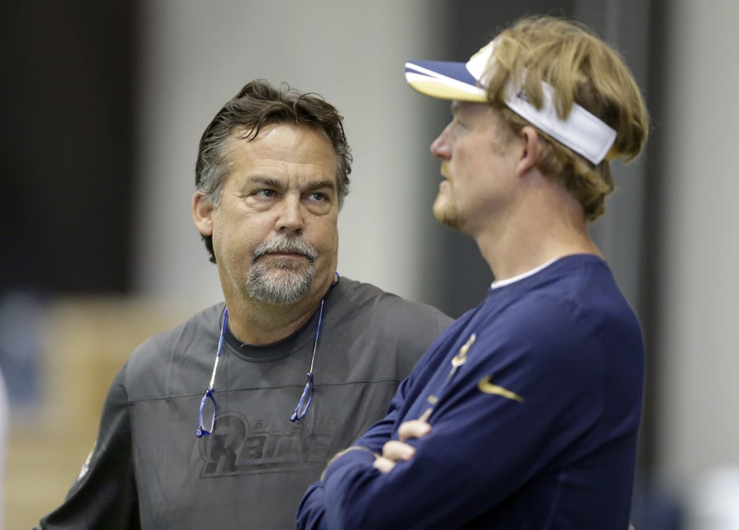 Les Snead, Jeff Fisher