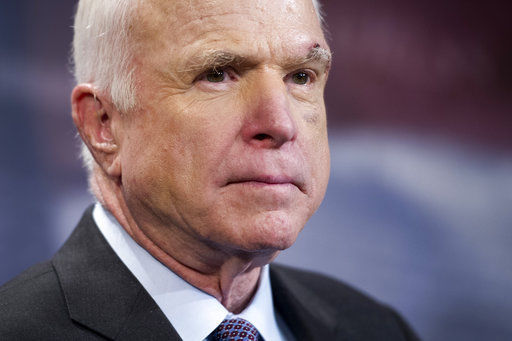 McCain: Arizona Would Be 'Screwed' By GOP Healthcare Plan