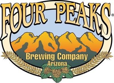 Four Peaks logo.