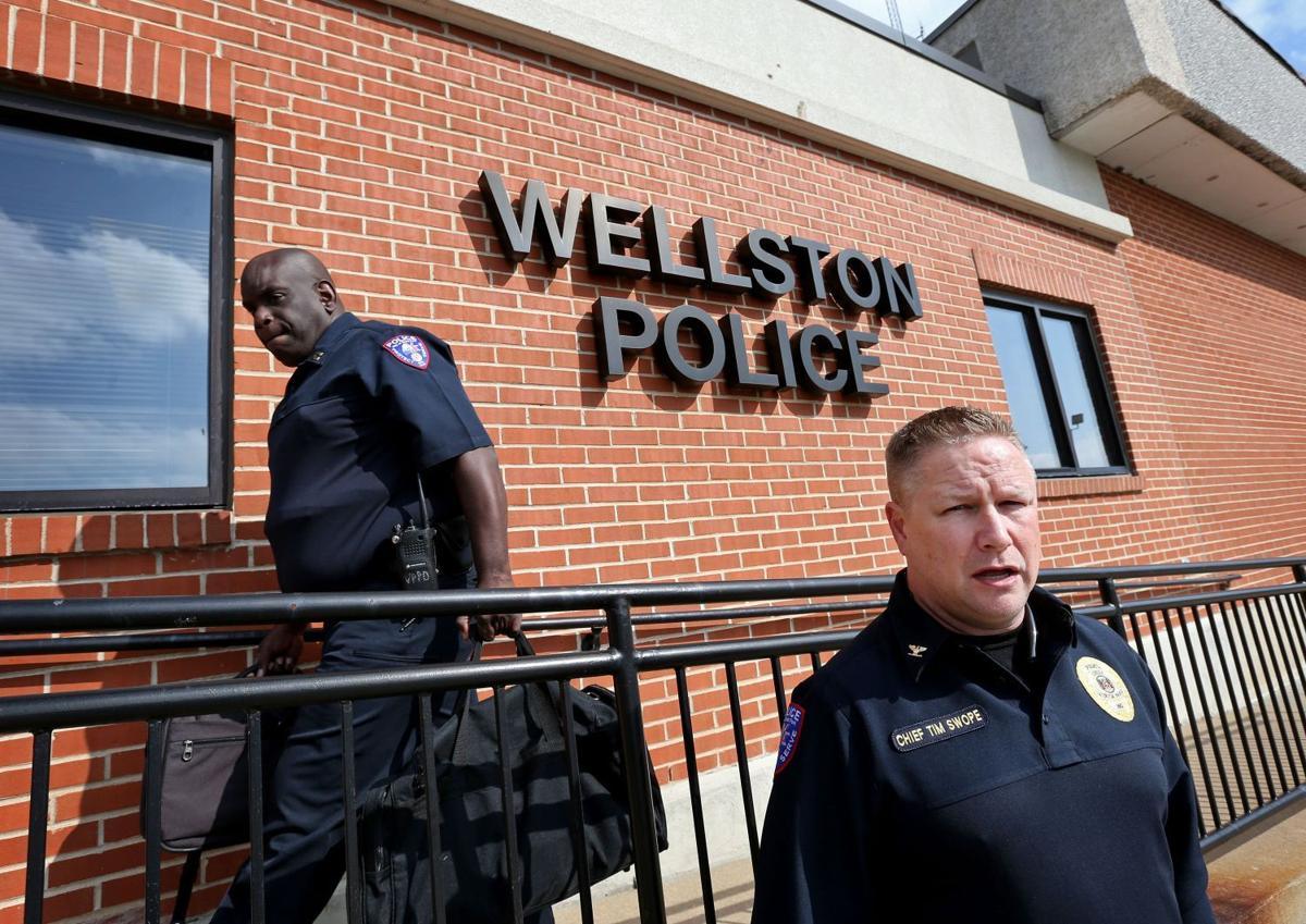 Wellston policing provided by North County Police Cooperative