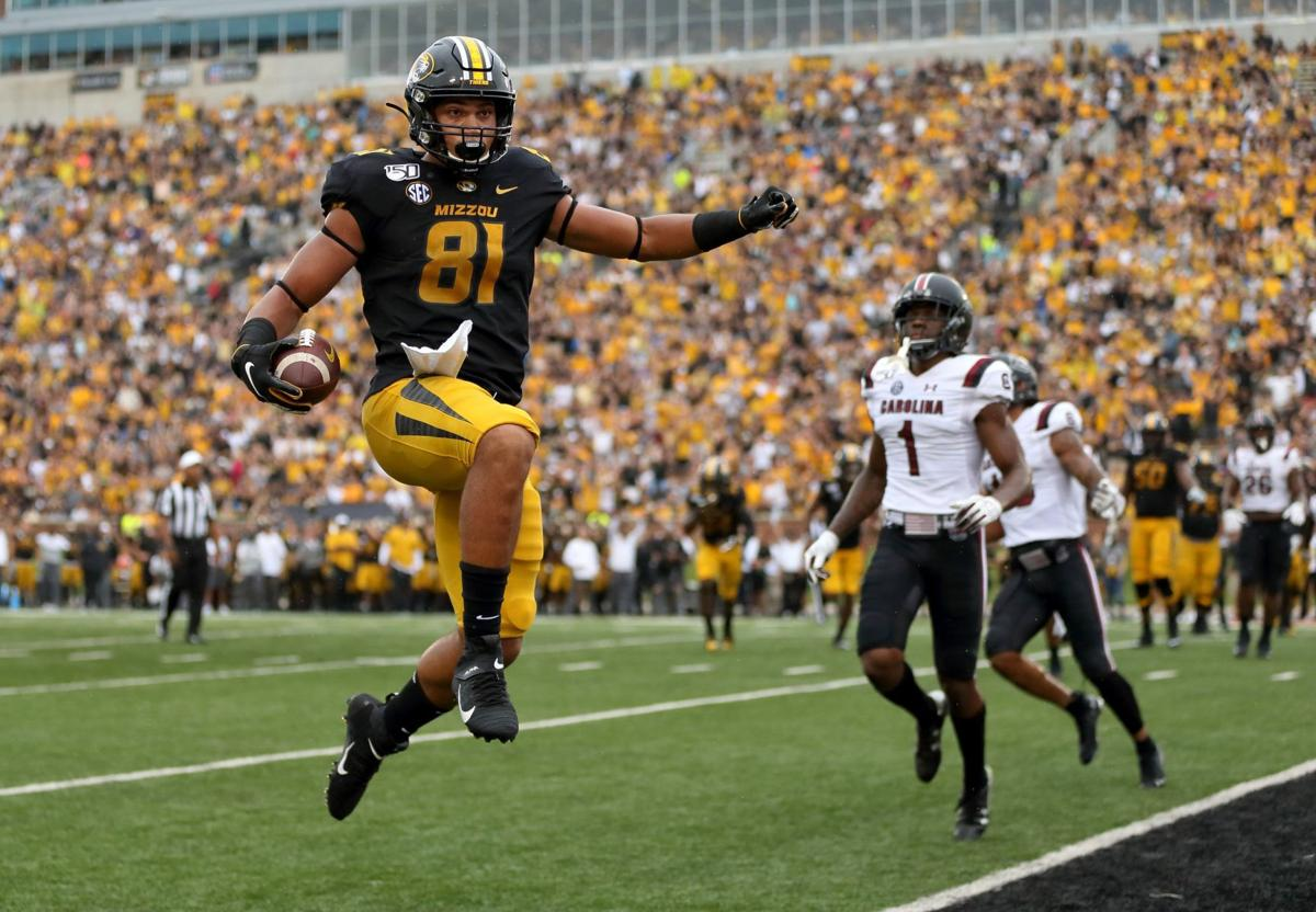 Broncos Draft Mizzou S Okwuegbunam Reunite Tight End With Lock Mizzou Sports News Stltoday Com
