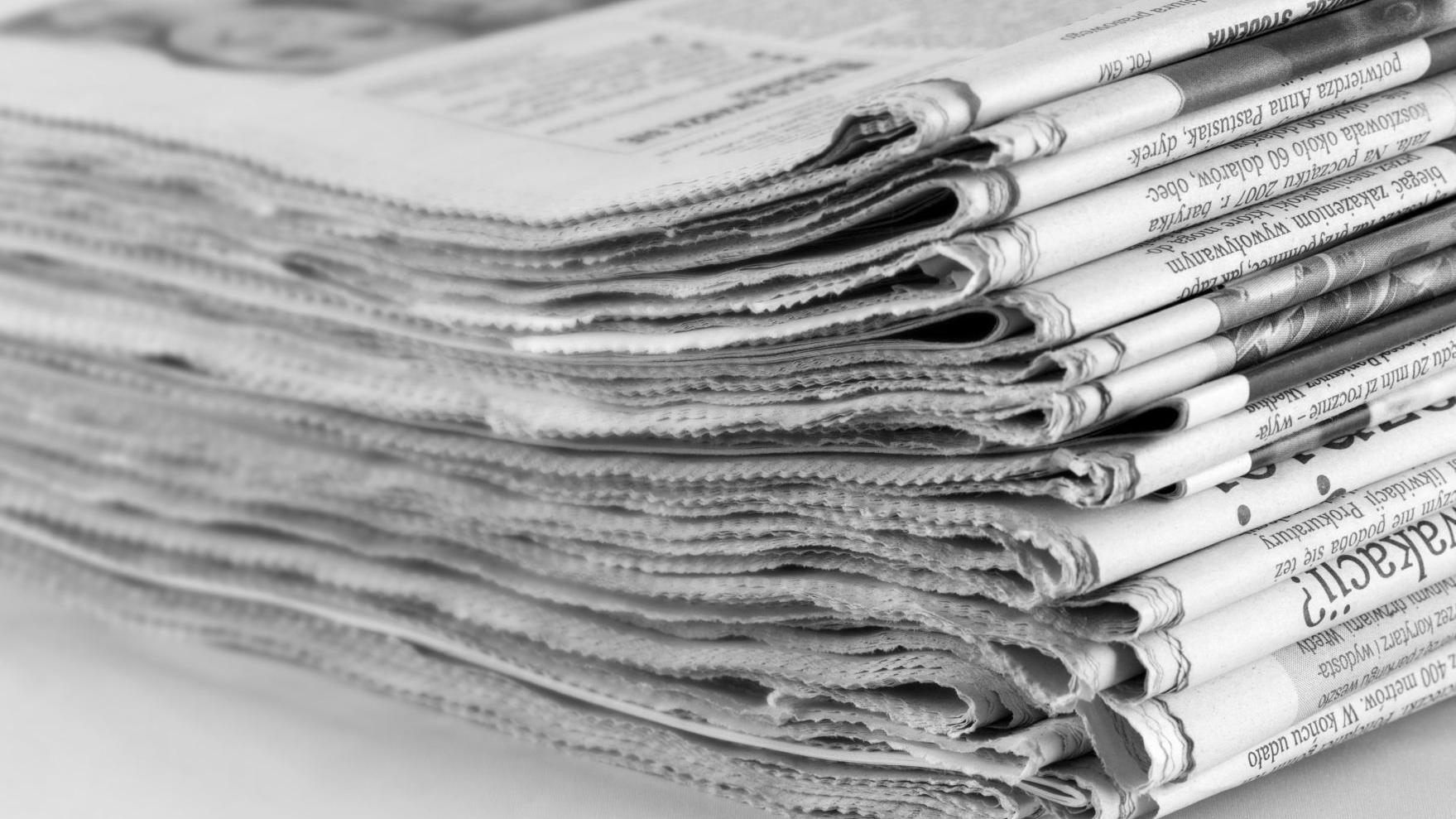 Editorial: Headlines we'd like to see in 2021