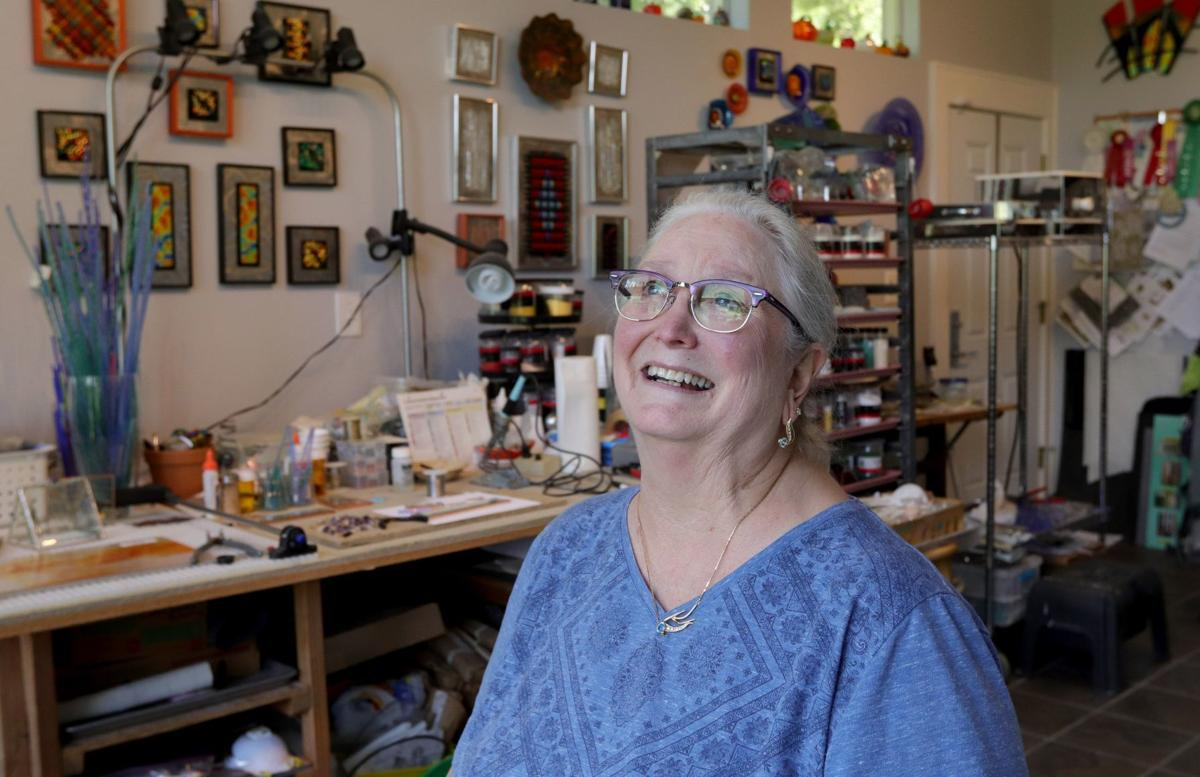 At Home with Wildwood artist