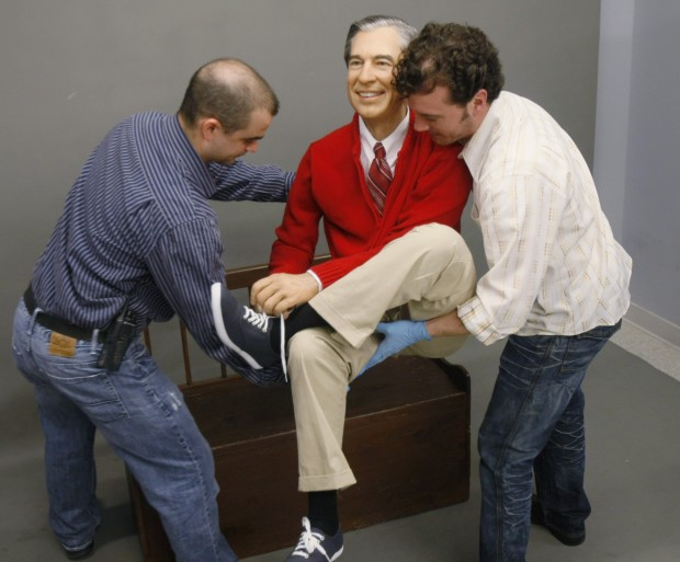 A Look Back At Fred Rogers Television Stltoday Com