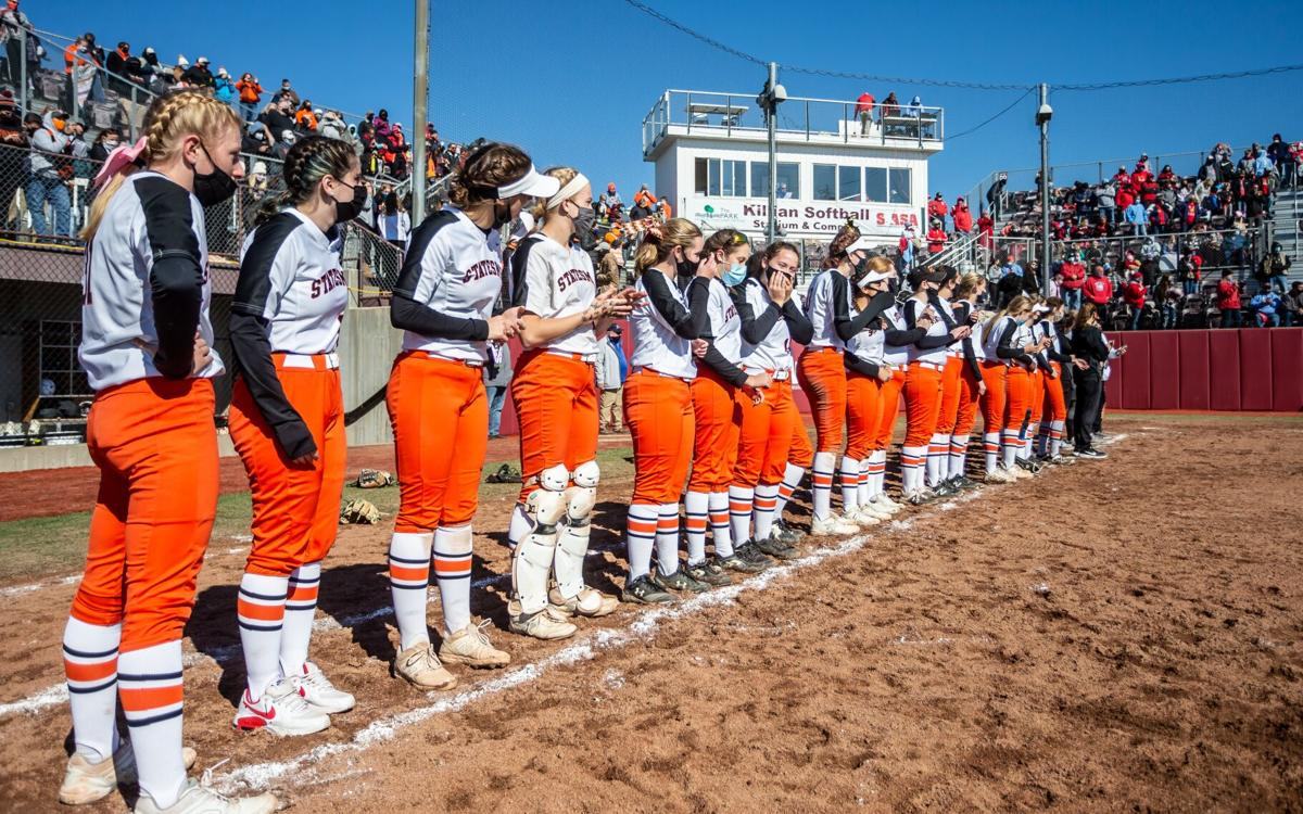 Webster Groves vs. Webb City softball