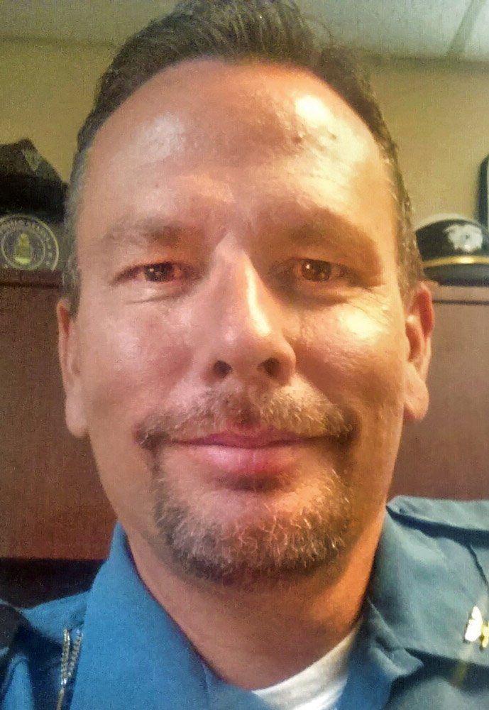 Charlack Police Chief Steve Runge