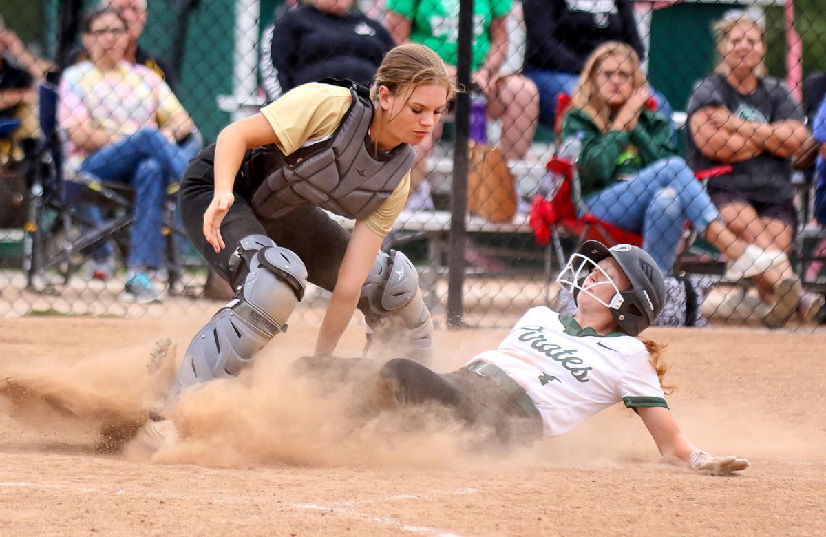 Pattonville vs. Francis Howell North softball