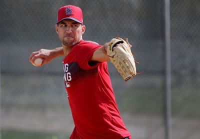 St. Louis Cardinals spring training, Adam Wainwright