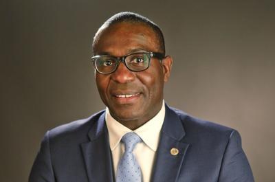 Mayoral candidate Lewis Reed