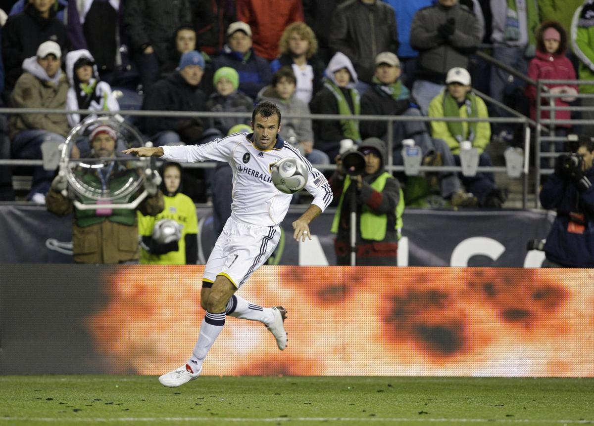 MLS Cup Real Salt Lake Galaxy Soccer