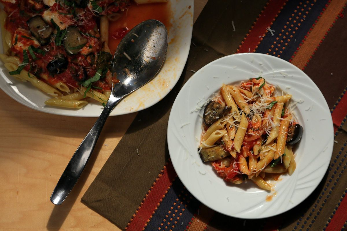Pasta & The Pasta Bowl puts diners on a winning team | Off the Menu ...