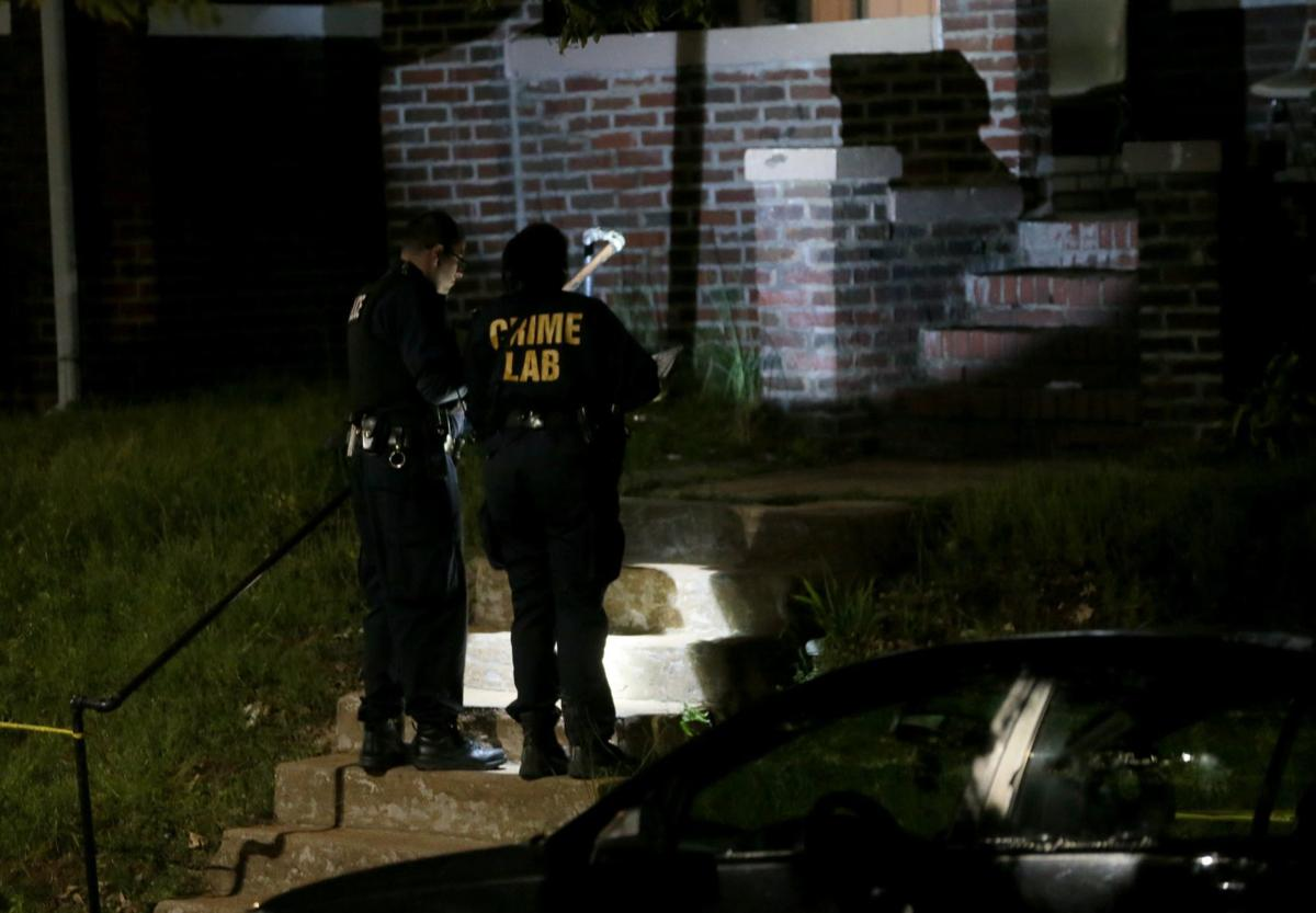 Police identify four men fatally shot at St  Louis home | Law and