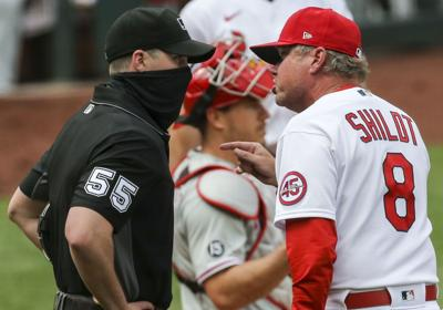 Cardinals tie series with Phillies