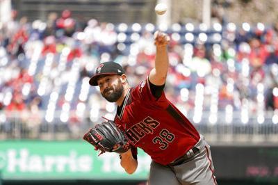 MLB notebook: Arizona pitcher Ray probably will go on DL