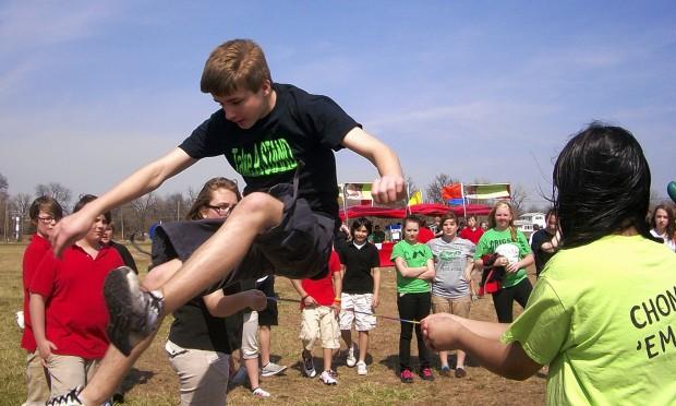 Students enjoy Gator Day   Illinois Journals Education News