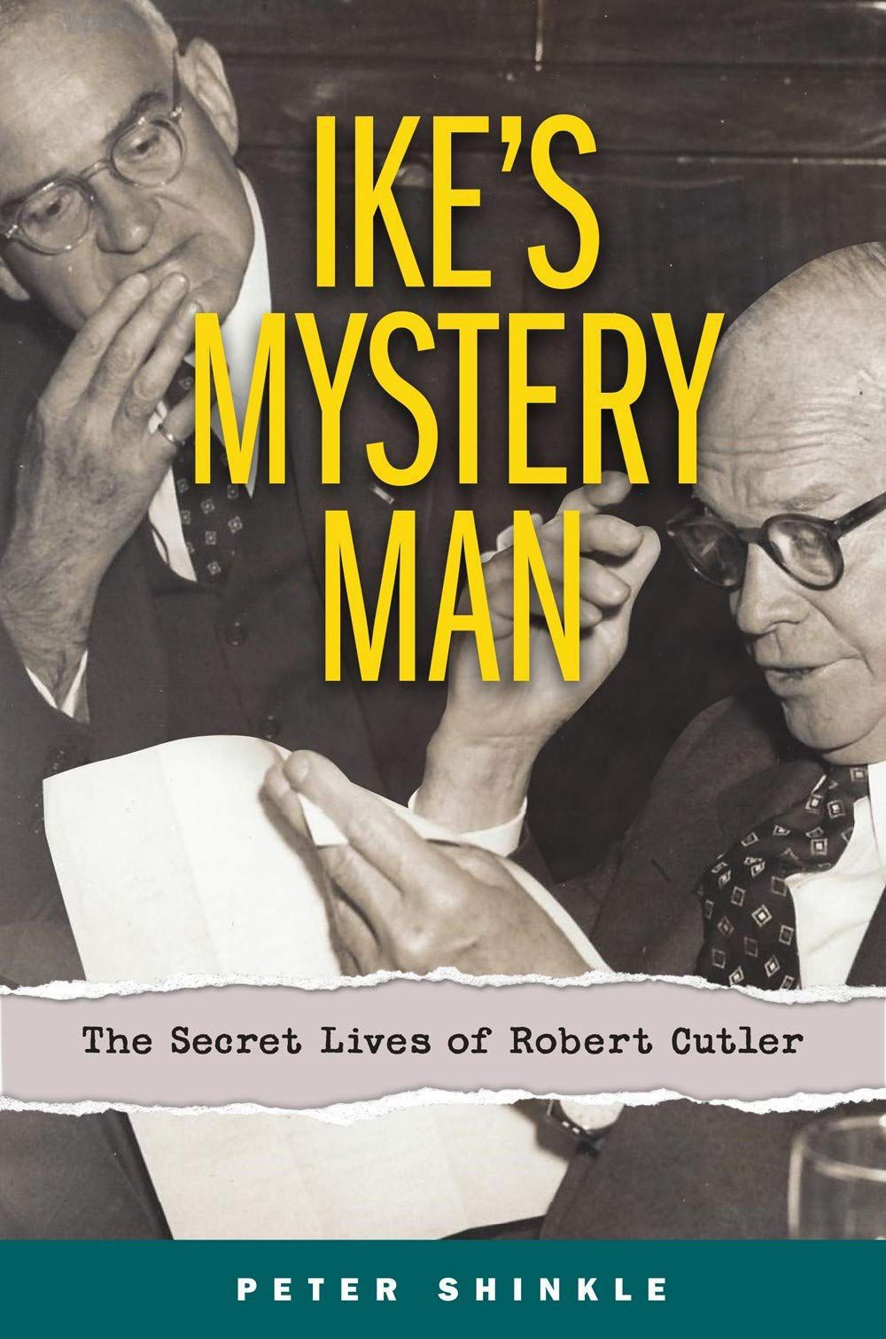 Ike's Mystery Man' kept sexual orientation out of public eye