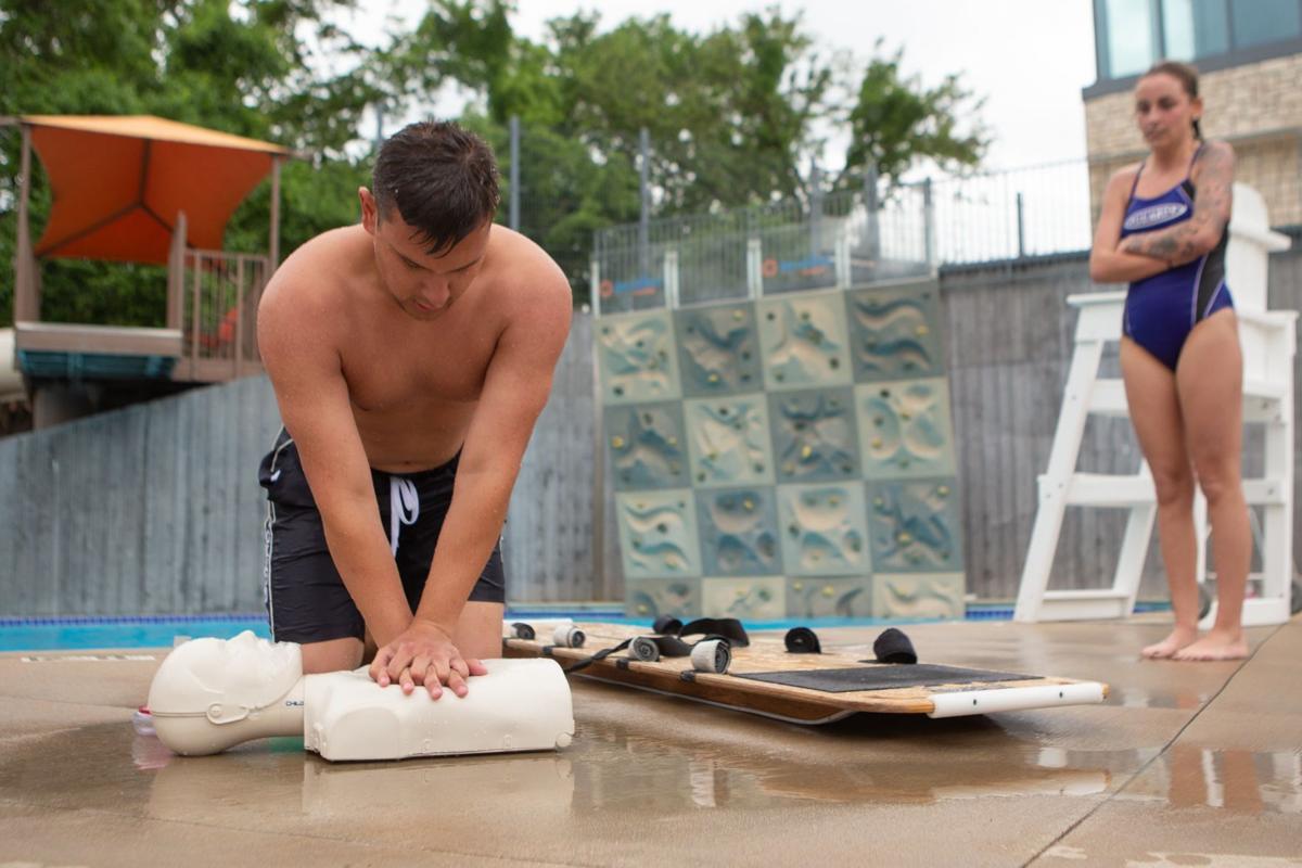 St. Louis lifeguard shortage