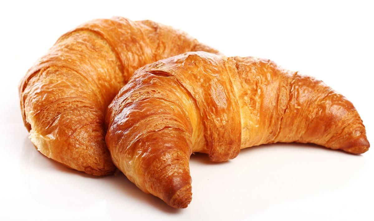 Dan's hungry colleagues say he should just go ahead and make the darned croissants already
