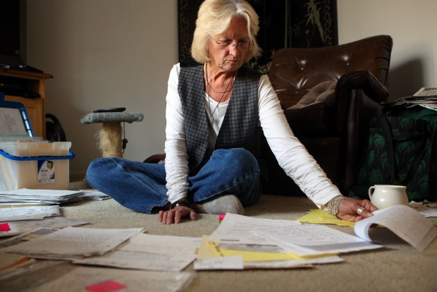 Woman fights for her citizenship after 65 years