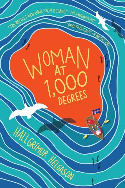 """""""Woman at 1,000 Degrees"""""""