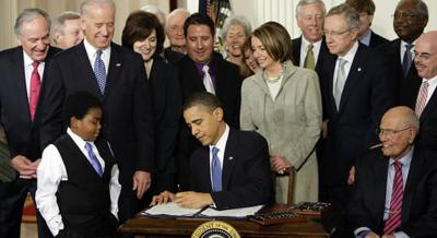 Gov't survey confirms slowdown in US health insurance gains