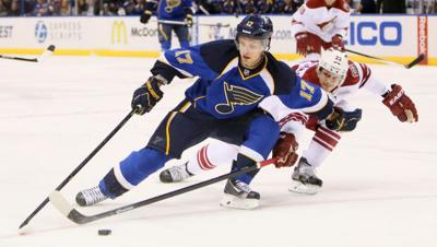 Sobotka Sick Will Be Game Time Decision Morning Skate Stltoday Com