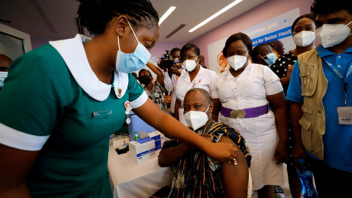 Ebola & CoVid-19 - cover