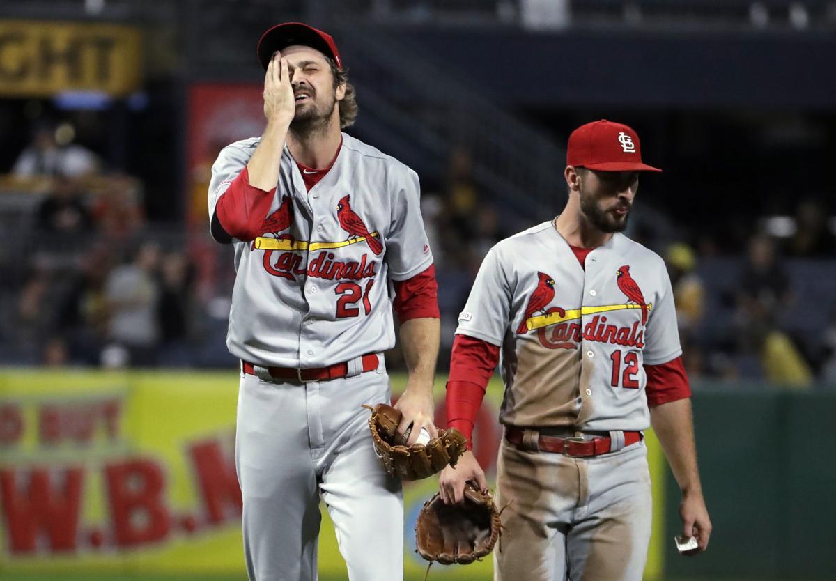 APTOPIX Cardinals Pirates Baseball