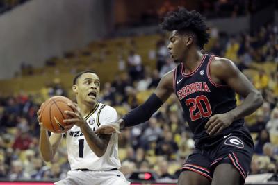 Georgia Missouri Basketball