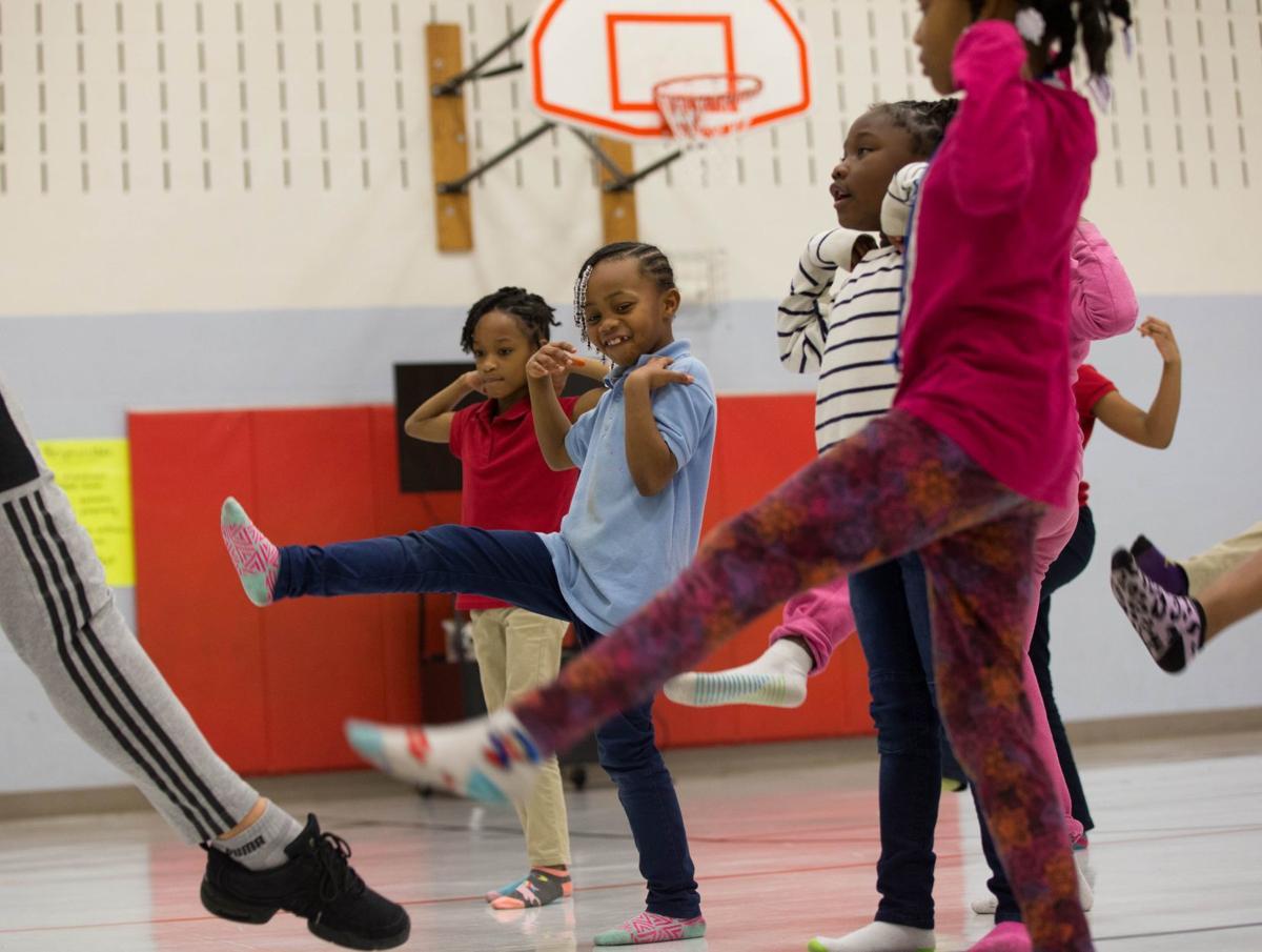Highland Elementary Ballet Class