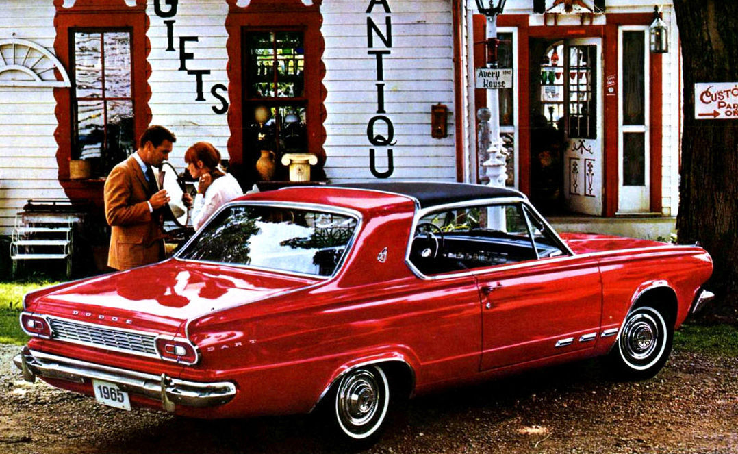 1965 Dodge Dart GT: Smart, but you don't have to be rich to own one
