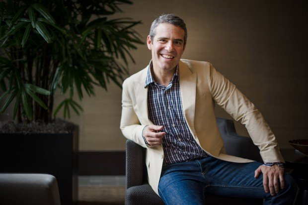 Andy Cohen in St. Louis