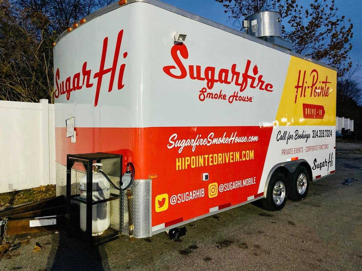 SugarHi food truck