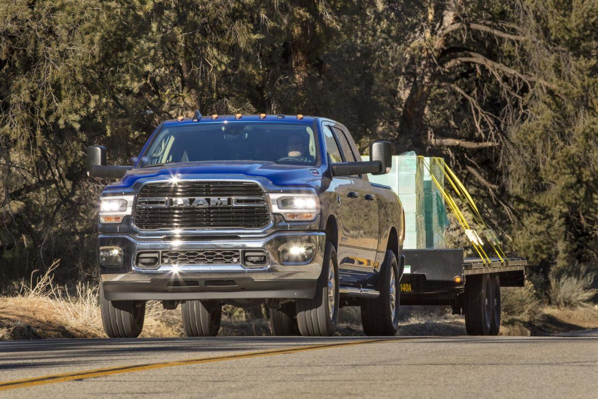 2019 Ram 2500 Heavy Duty Big Horn Mega Cab