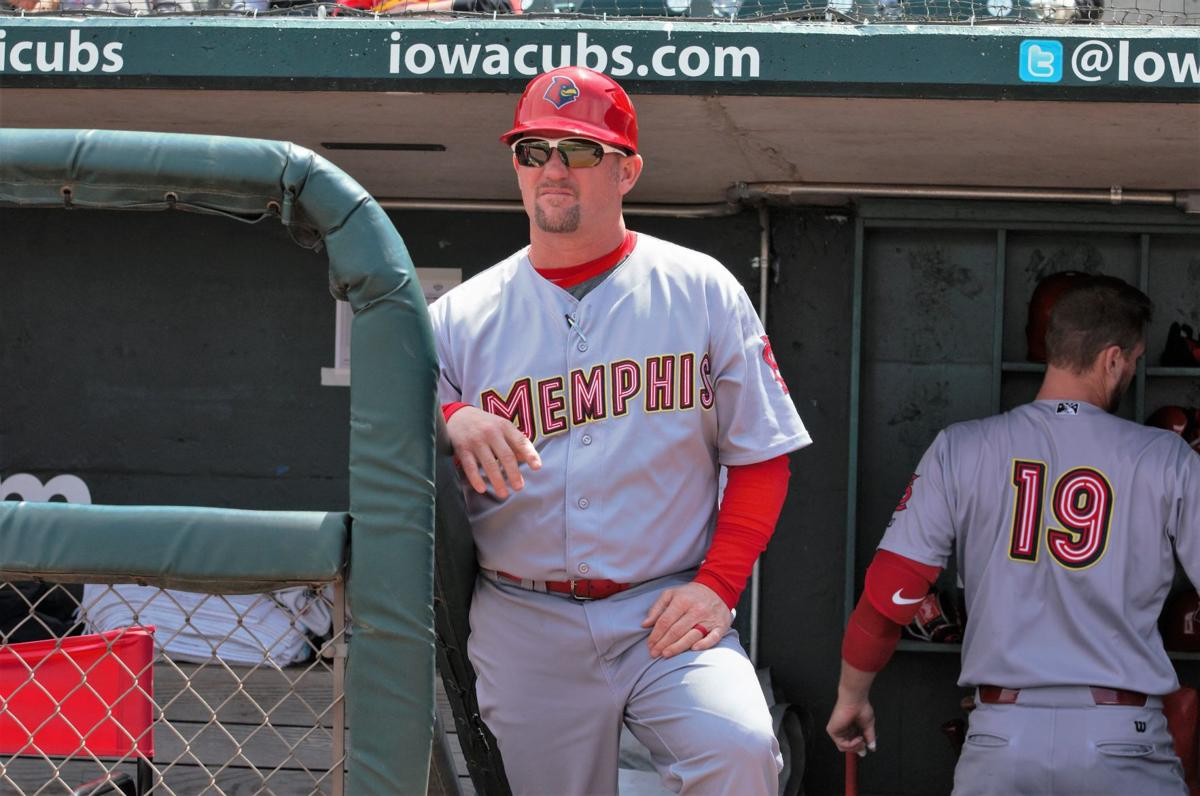 Passed over for managing jobs, Clapp 'honored' to be a Cardinal again