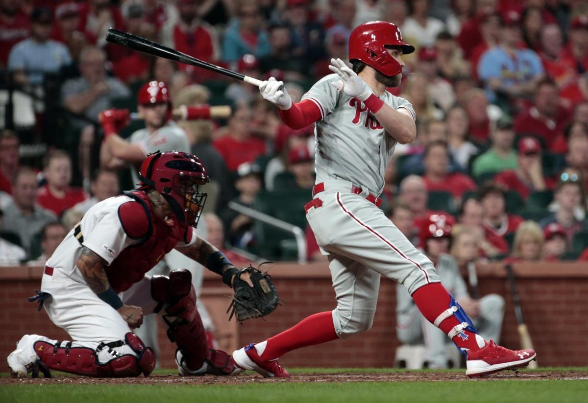 BenFred: Cardinals' mix-and-match outfield quells the what-ifs about Harper