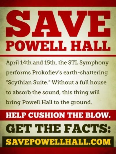Save Powell Hall
